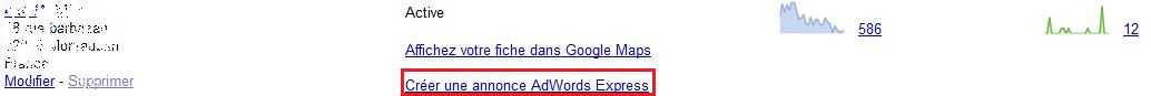 Comment acceder au service google adwords express