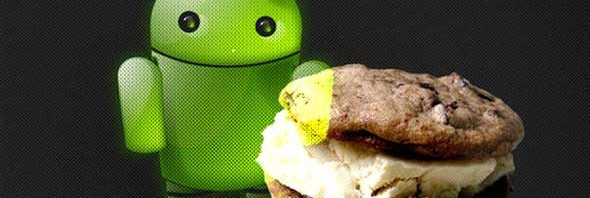 Le code source d'Android 4.0 Ice Cream Sandwich disponible