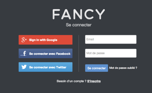 Google+ Sign-in : identification à la Facebook Connect