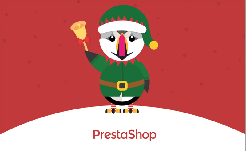 Guide e-commerce PrestaShop Noël 2015